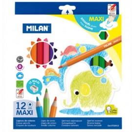 Milan ngjyr druri