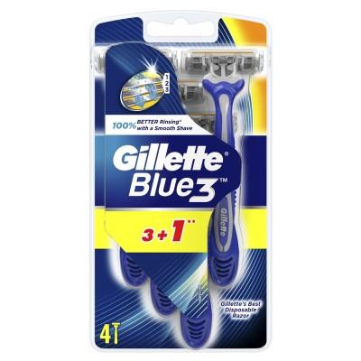 Gillette blue3 ice 3pcs