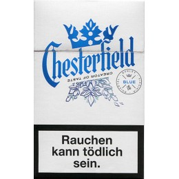 Chester field blue