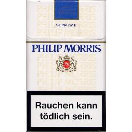 Philip Morris Suprem blue