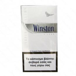 Winston Super Slim Silver