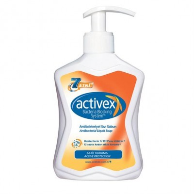 activex-sapun-lëngshëm-antibakteriel-medical-300ml