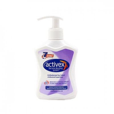 activex-sapun-lengshëm-antibakteriel-medical-300ml