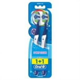 oral-b-brushë-medium-1+1