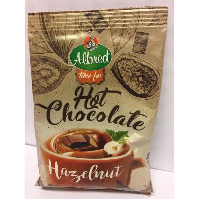 Albred hot qokollad hazelnut 25gr