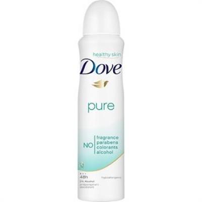 dove-deodorant-për-femra-pure-150ml