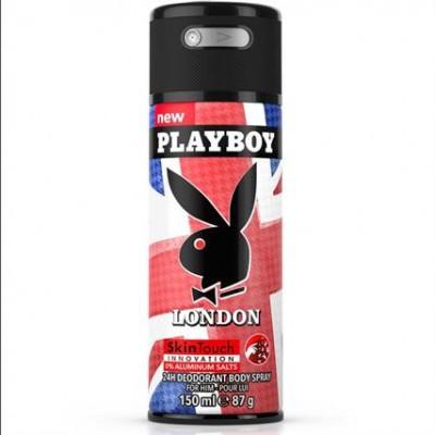 playboy-deodorant-për-meshkuj-london-150ml