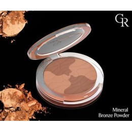 Golden-rose-mineral-bronze-powder