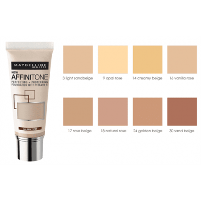 maybelline-affinitone-foundation-cream