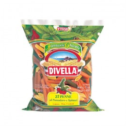 divella-makarona-27-penne-me-domate-spinaq-500g