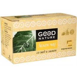 good-nature-caj-gjelbërt-20-filter-30g