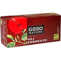good-nature-caj-hibiskus-20-filter-40g