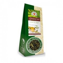 vitalia-çaj-gjelbërt-limon-xhenxhefil-100g