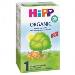 hipp-qumësht-organik-për-foshnje-no1-300g