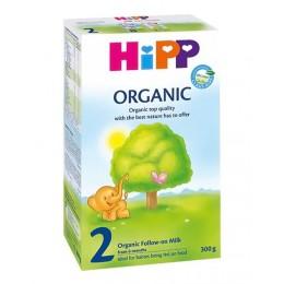 hipp-qumësht-organik-për-foshnje-no2-300g