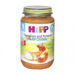 hipp-ushqim-për-femijë-me-domate-patate-dhemish-pule-për-8-muajsh-220g