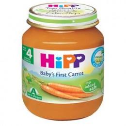 hipp-ushqim-për-femijë-me-karrota-të-njoma-për-4-muajsh-125g