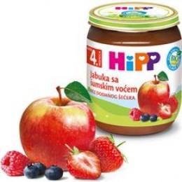 hipp-ushqim-për-femijë-me-mollë-fruta-mali-për-4-muajsh-125g