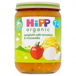 hipp-ushqim-për-femijë-me-shpageta-domate-dhe-mocarella-për-8-muajsh-220g