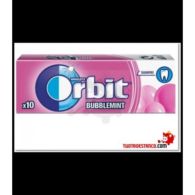 Orbit bublemint