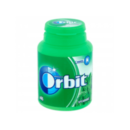 Orbit speramint bottle 64g