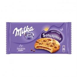 Milka sensation keks 156gr