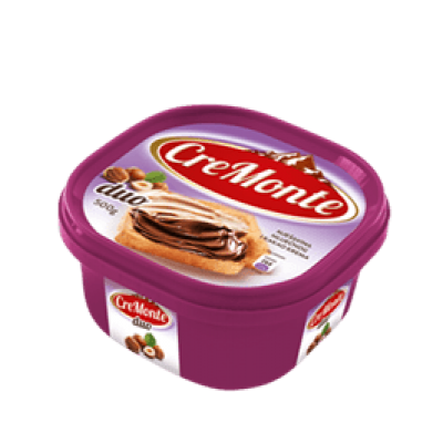 Cremonte duo 500g