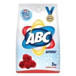 abc detergjent trendafile 3kg