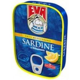 Eva sardina 115g me limon