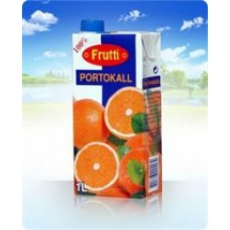 Frutti-lëngje-portokall-1L