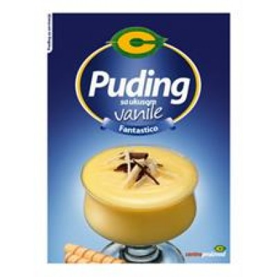 C puding vanille 40g